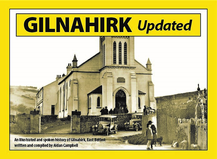 Aidan Campbell's latest local history book is entitled 'Gilnahirk Updated'